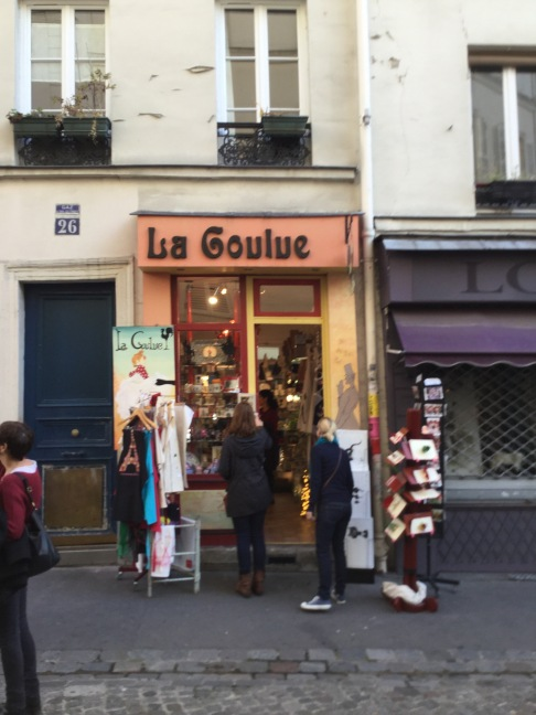 Restaurant La Goulue