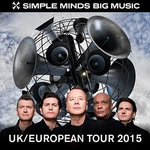 SimpleMinds_EuropeanTour