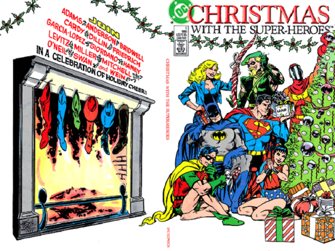 02-christmas-with-the-super-heroes-1-george-pc3a9rez
