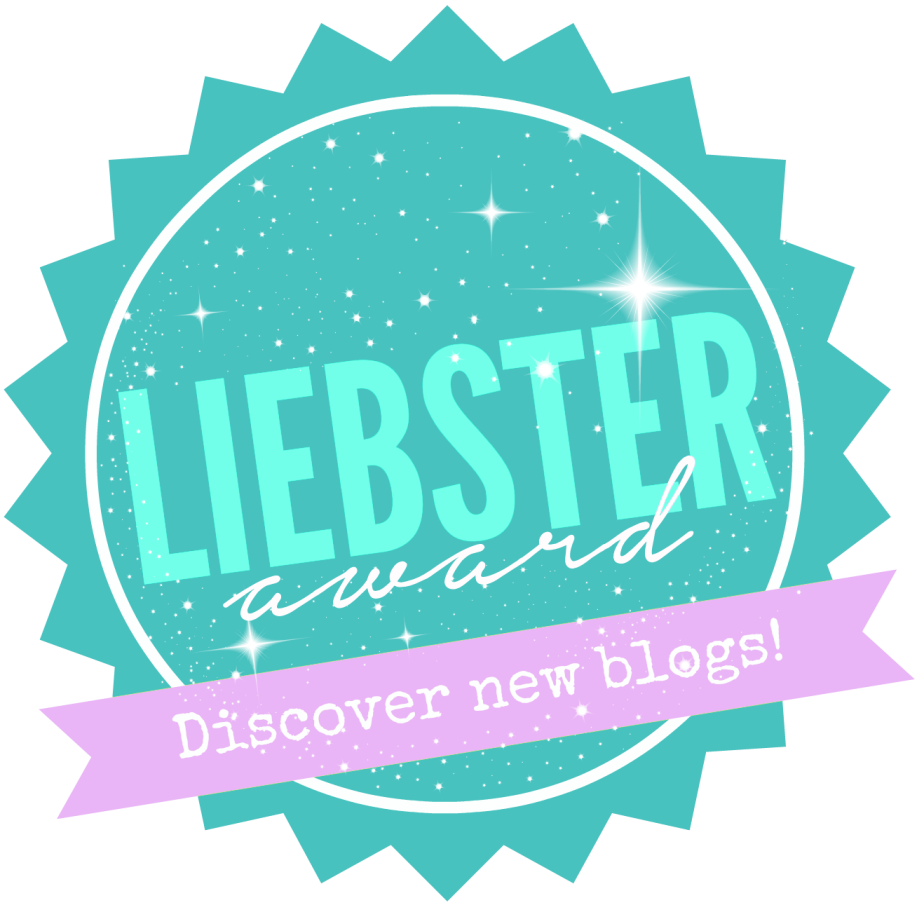 20160109-20160114 – Liebster Award – 2016