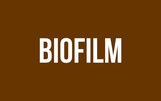 «Biofilm» à la place «biopic».