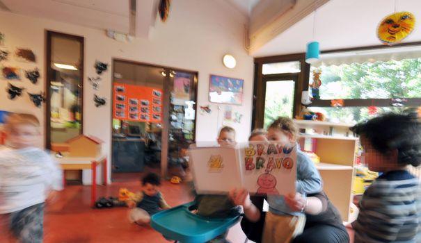 20160321 – News : Des crèches pour aider les parents au chômage –L'Express