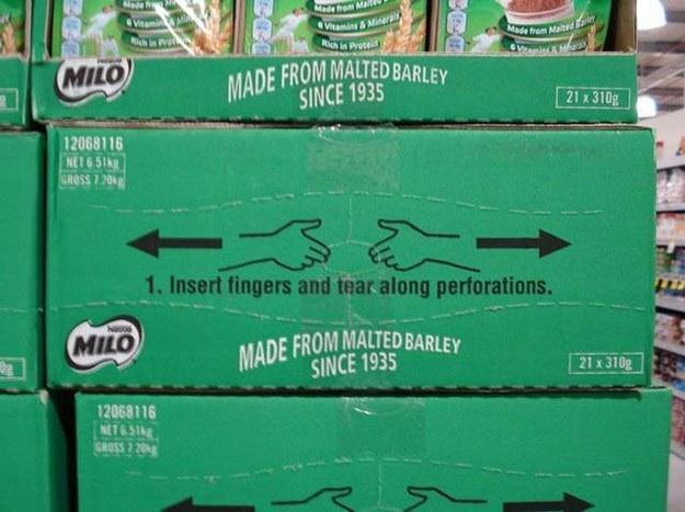 Si cette boîte vous fait penser à des choses douteuses...
