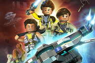"""LEGO Star Wars: The Freemaker Adventures"" poster"