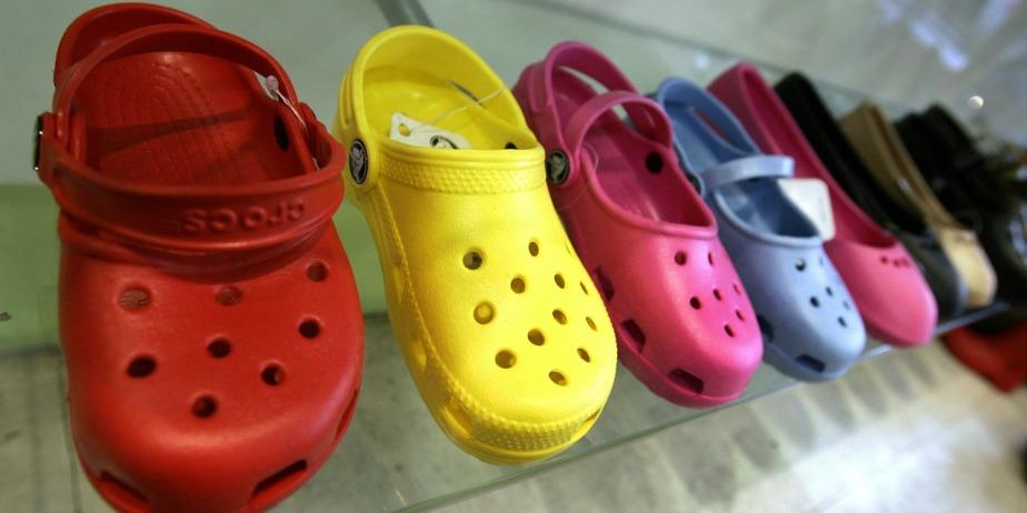 Porter des Crocs tous les jours, mauvais pour les pieds ?