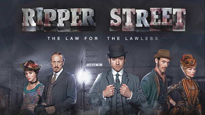 20160512  –  TAG / Défi Grignotage de série  #08  – RipperStreet