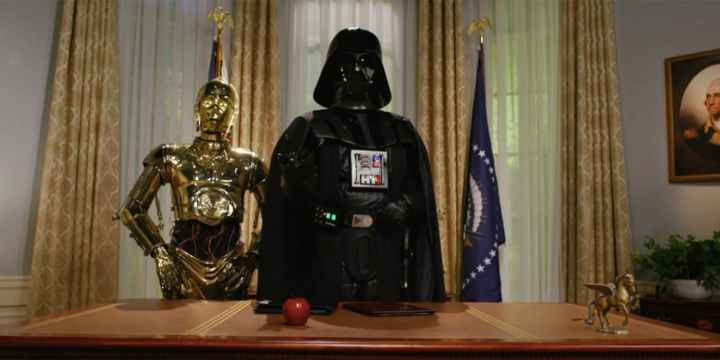 20161017 – Darth Veep Is The NSFW Star Wars Parody You've Been Waiting For — CBR.com
