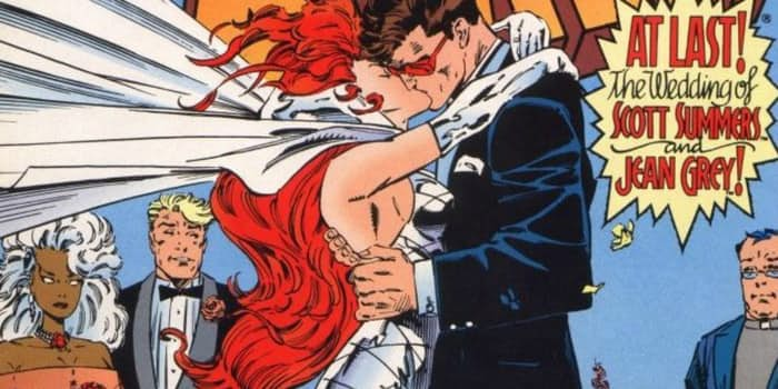 20161027 – The 20 Best Comic Book Couples — CBR.com