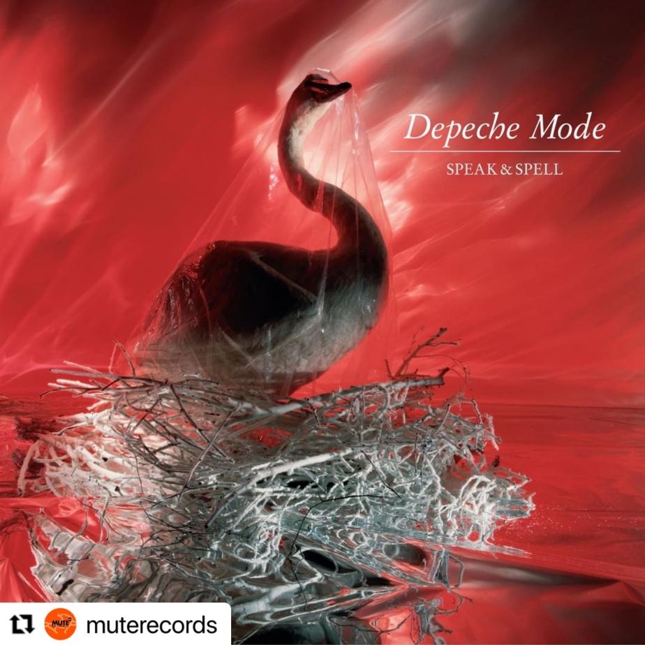 05 Octobre 2021 – Speak and Spell album by Depeche Mode  – 40thanniversary